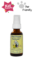 Healing Herbs 5 Flowers Non-alcoholic Spray
